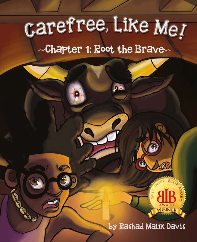 CarefreeLikeMe_Cover Award