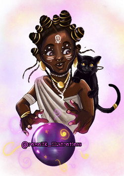 Baby Bruja - Black Magic Series