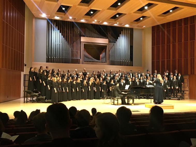 Ithaca College Chorus