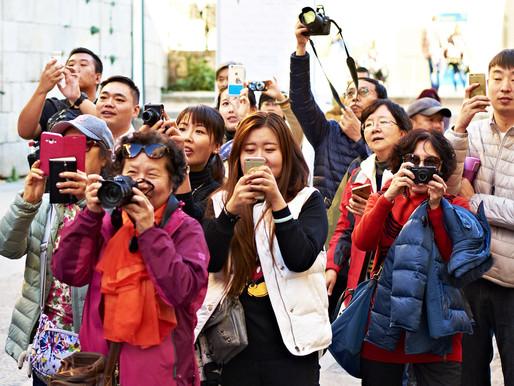 Почему китайские туристы не едут в Украину?