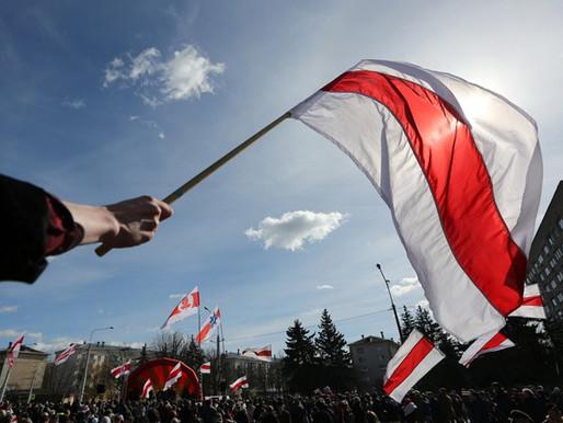 Зелёная белоснежка или особенности туризма в Беларуси