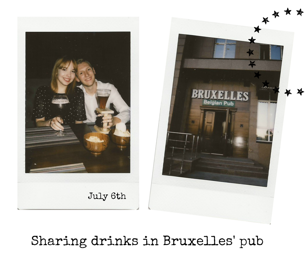 July's Polaroids