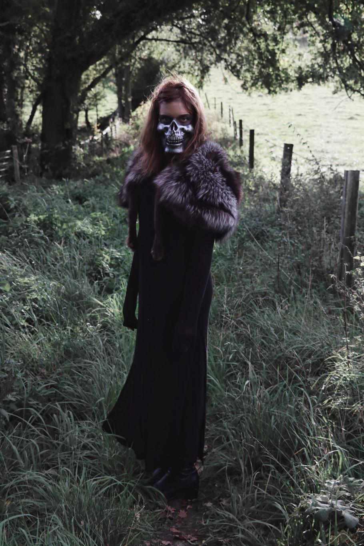 Halloween Idea - The White Walker / Wildling