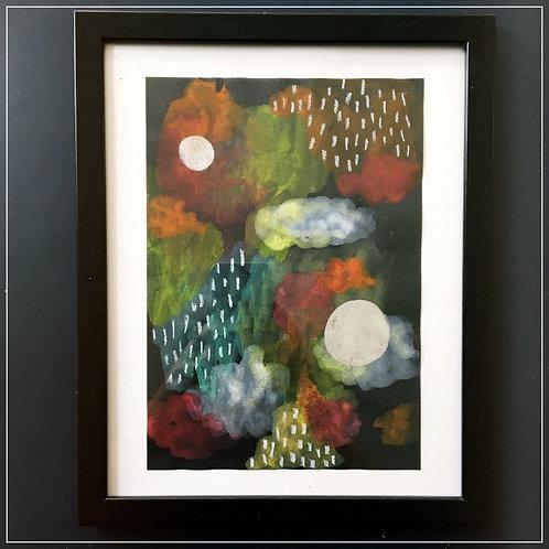 """""""The Storm"""" no2. original artwork"""