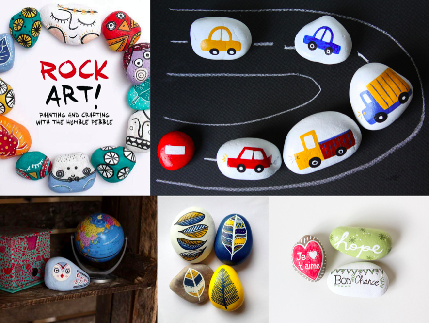 Rock Art games