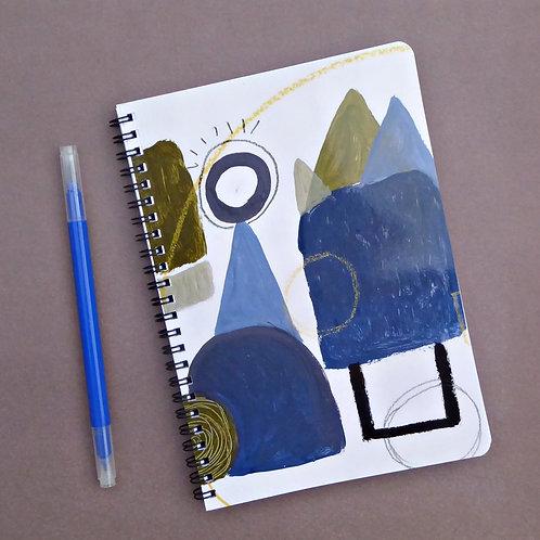 DROUGHT - Notebook (A5)