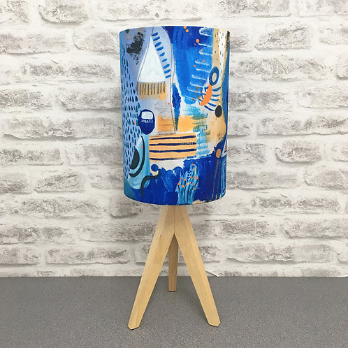 Artist Handmade Lampshade - Self Sustainability
