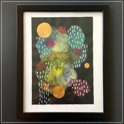 """""""The Storm"""" no5. original artwork"""