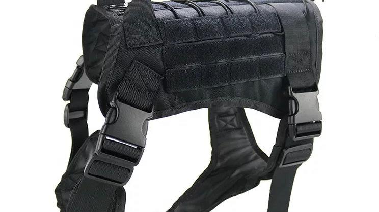 UK K9Tactical Harness