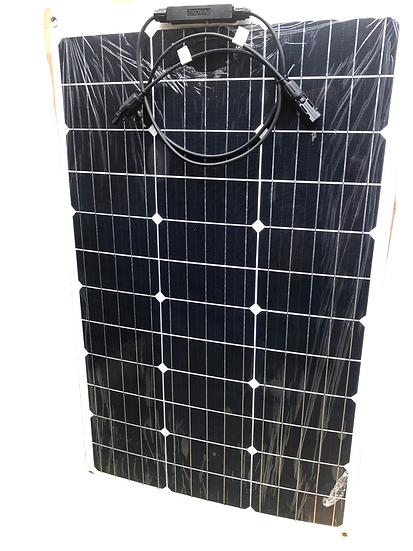 100watt Flexible Solar Panel with 20a Solar Controller