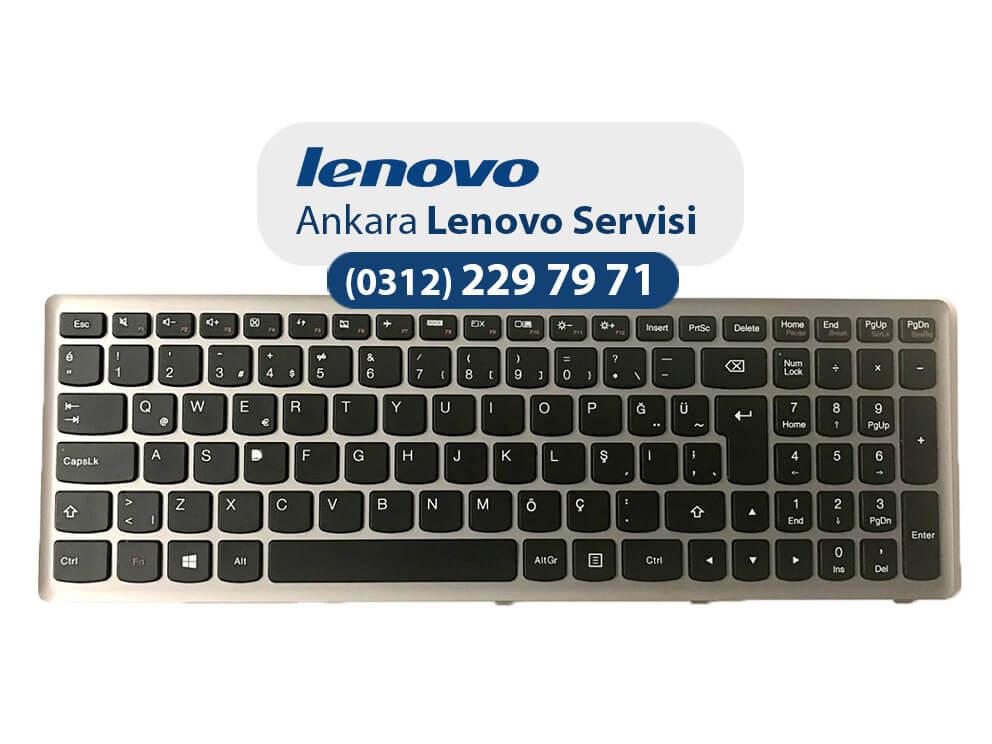 Ankara Lenovo Servisi merkezinde Lenovo laptop klavye değişim hizmetleri.
