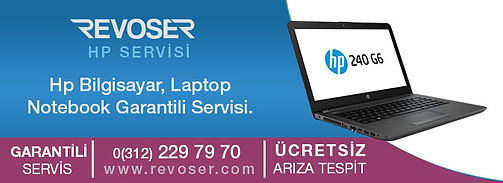 Ankara Hp Laptop Servisi