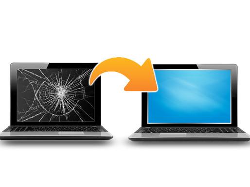 Laptop Ekran Değişimi Ankara