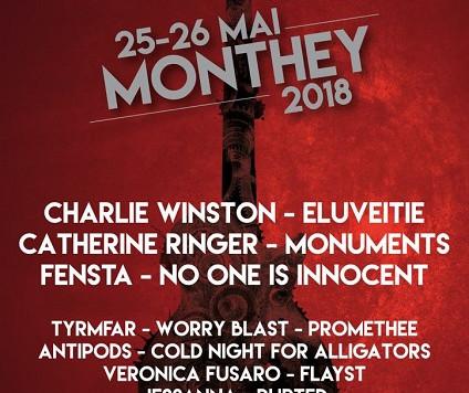 WORRY BLAST @ IRREVERSIBLE FESTIVAL 2018