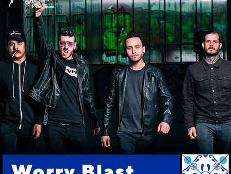 Worry Blast at the 53rd Montreux Jazz Festival