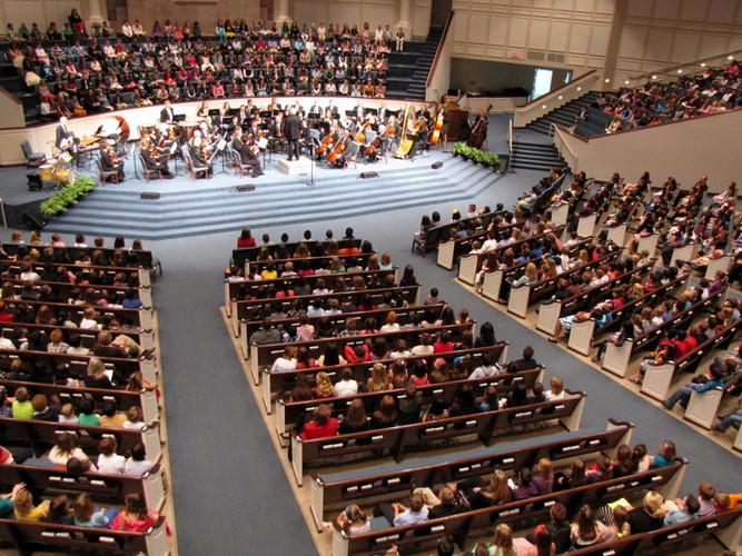 Best LISD concert audience pic - Nancy W