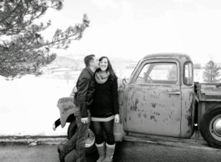 Natalee & Blake: Engaged!
