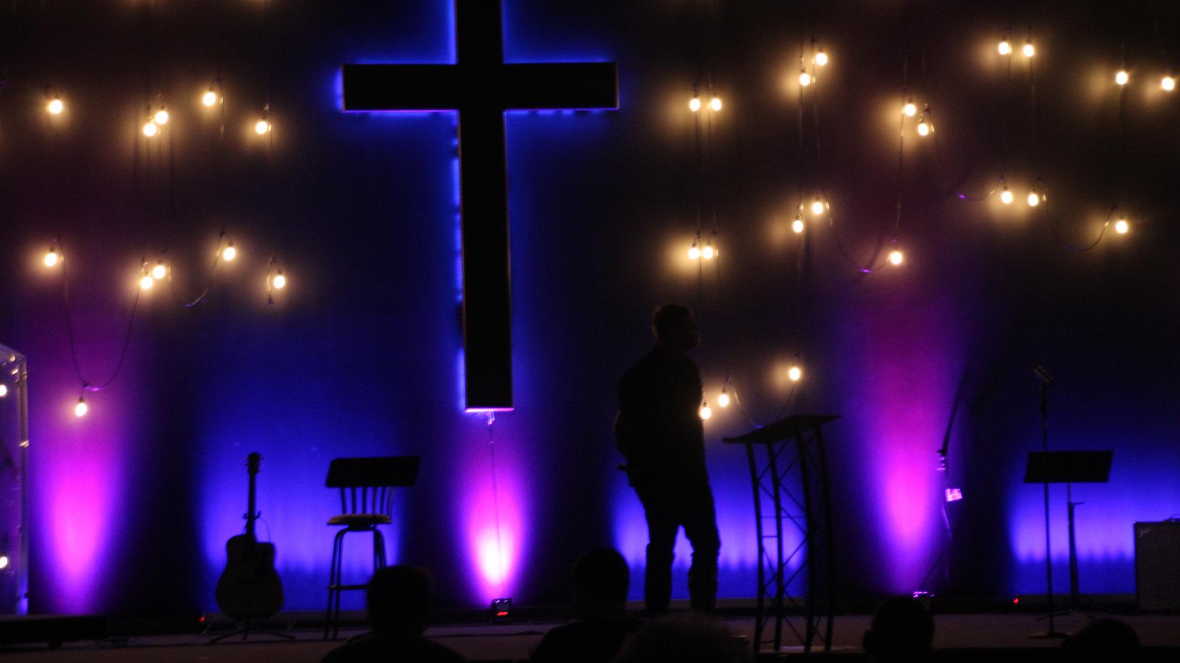Mystery Pastor
