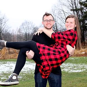 Brandon & Theresa Christmas