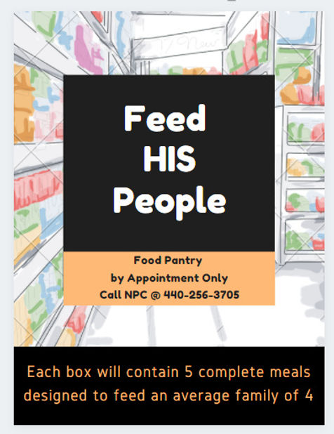 Feed HIS People - Poster (US) - Google C