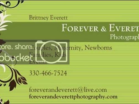 Business Cards!