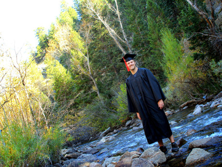 Nick Graduates – Fall 2014