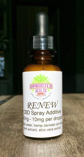 Renew CBD Spray Tan Concentrate 300mg
