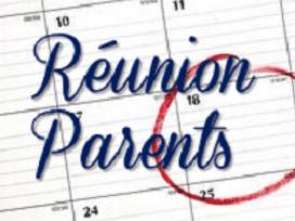 Réunion Parents éducateurs U10