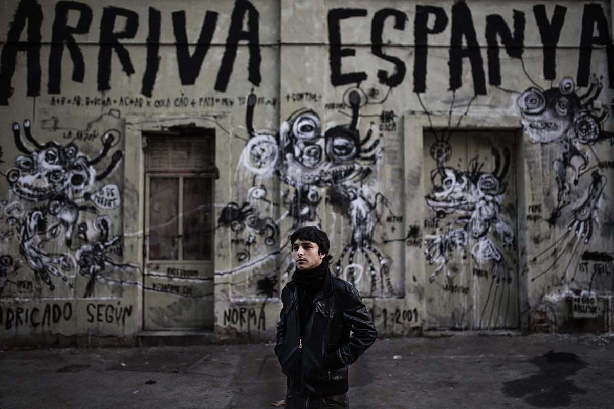 Dario. 25 years old. Madrid. Spain
