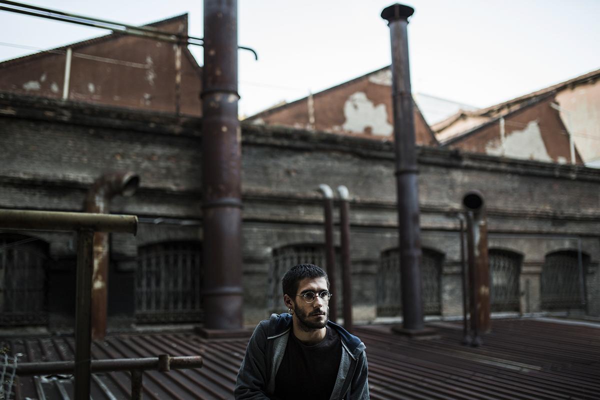 Álvaro. 25 years old. Madrid. Spain