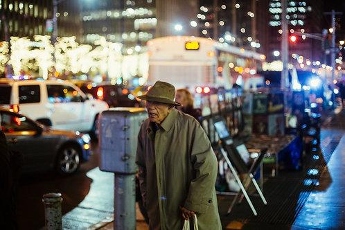 OldMan. Manhattan. 2016.