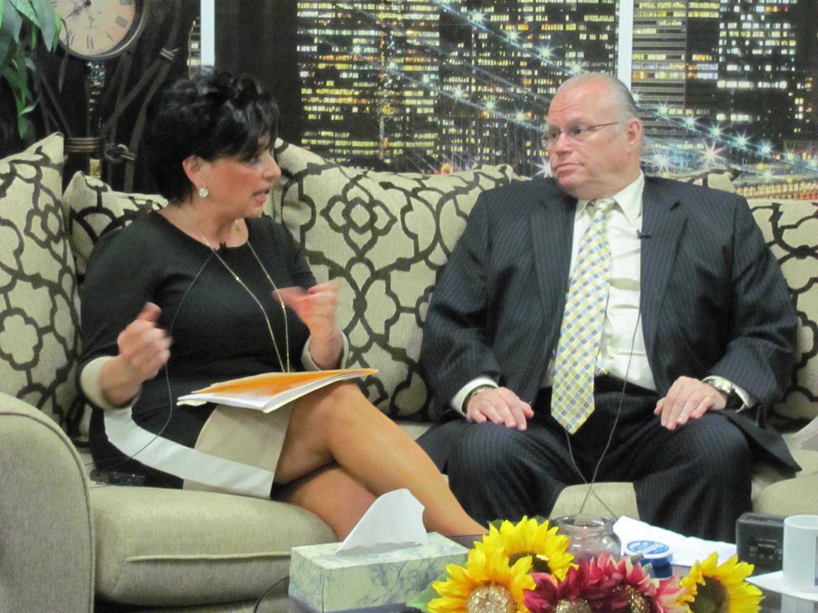 June 24 Show Mickey Linda Interviewing.jpg