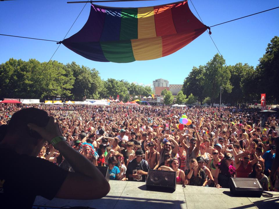 Bret Law - PrideFest Seattle 2013