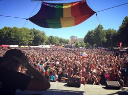 Bret Law - PrideFest Seattle 2013