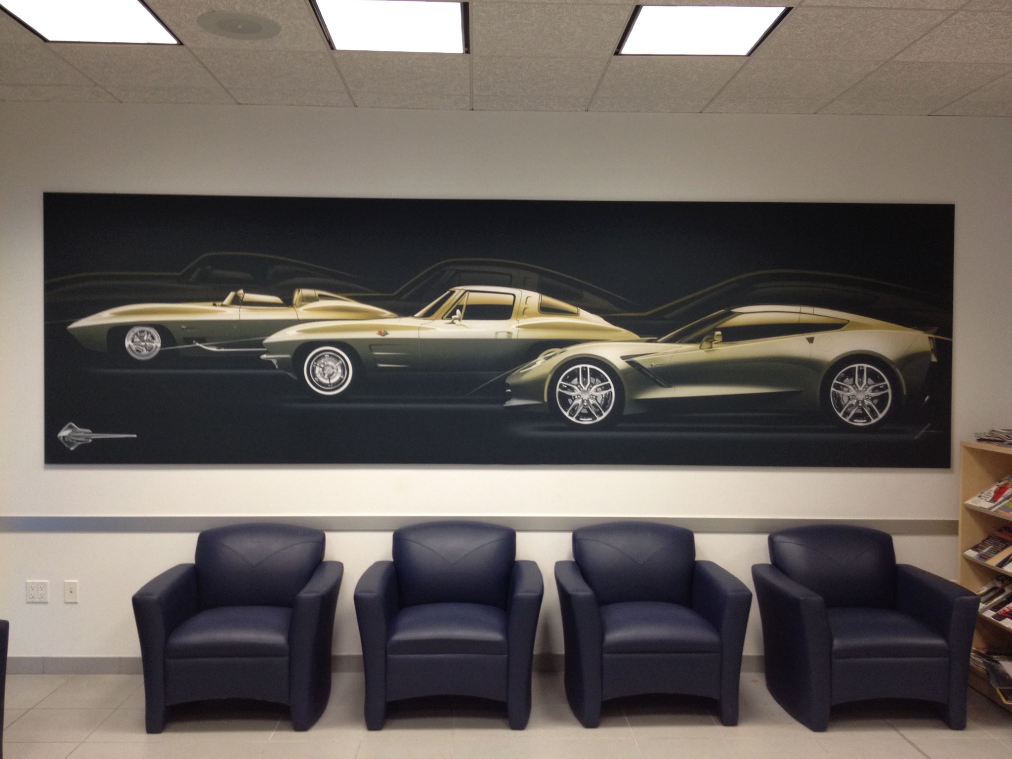 Dealership Installation 2