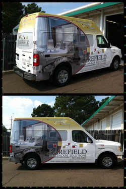 Barefield Van