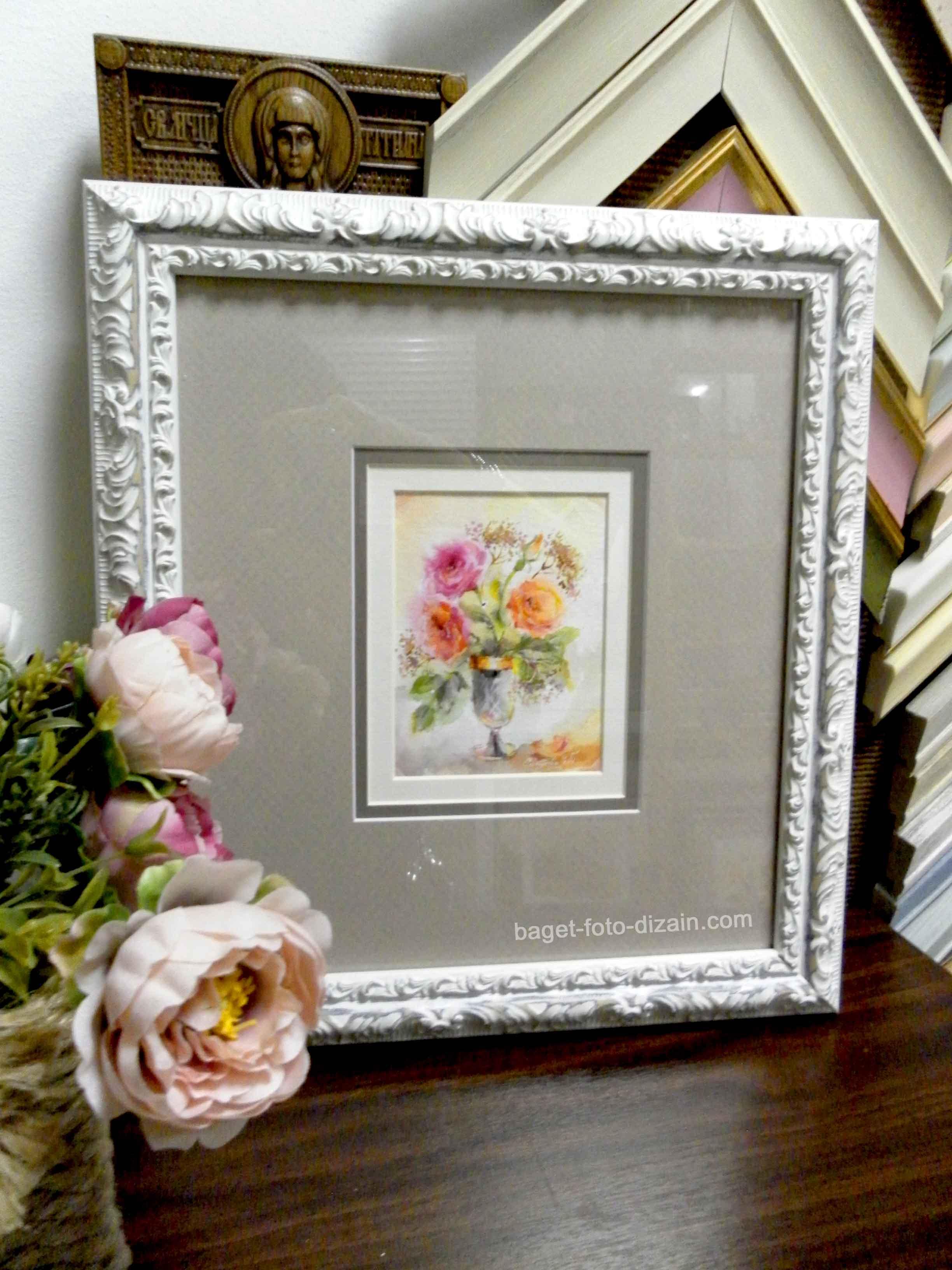 Картинки фото в багете