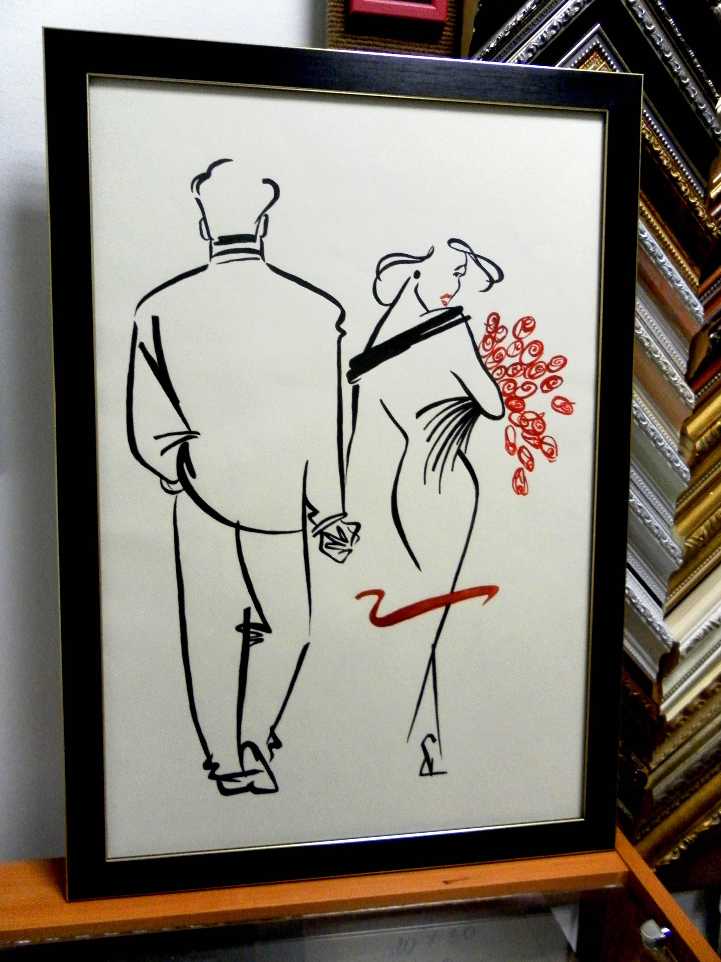 Постер в раме,БАГЕТ-ФОТО-ДИЗАЙН