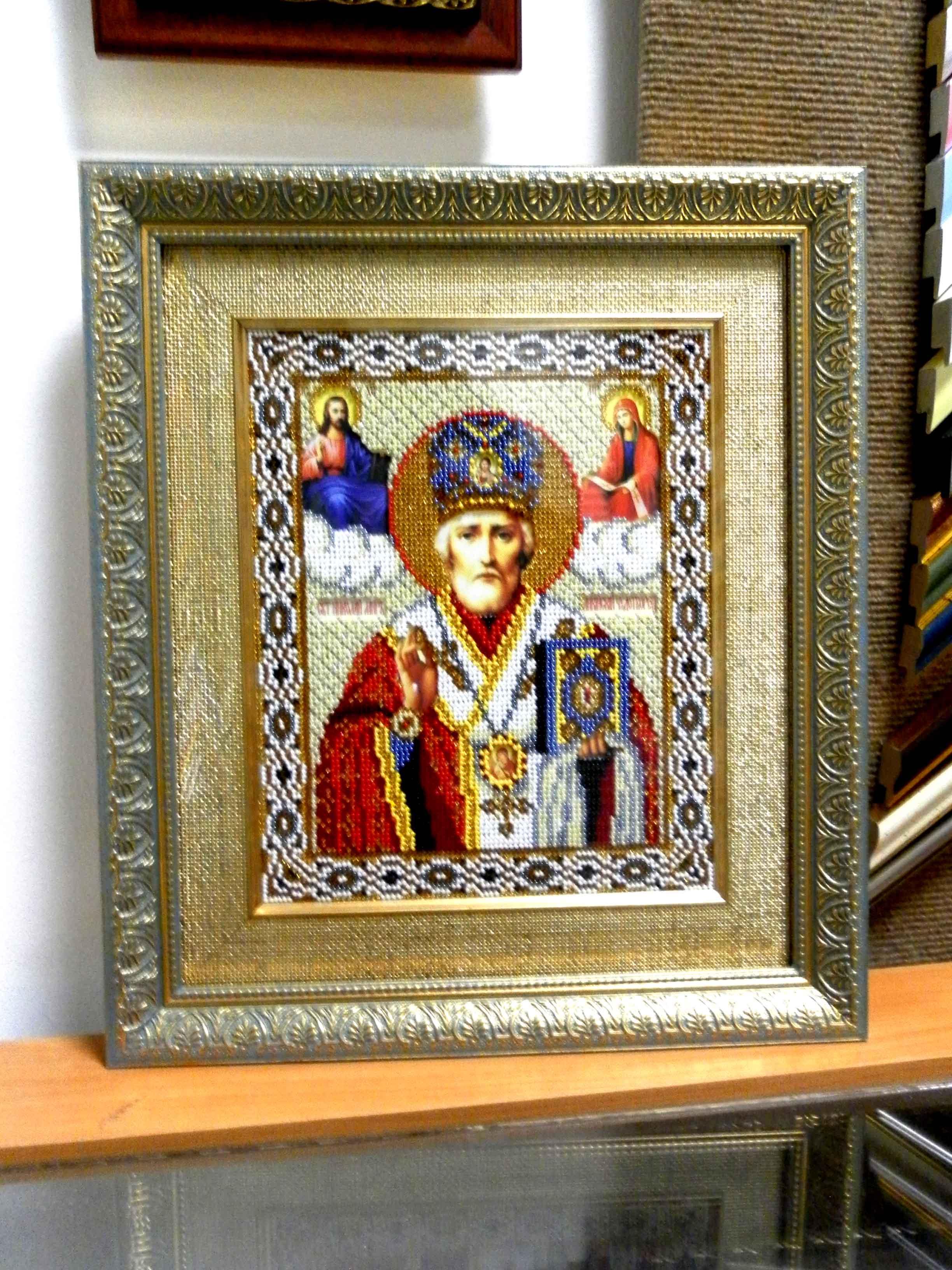 Вышивка бисером, БАГЕТ-ФОТО-ДИЗАЙН