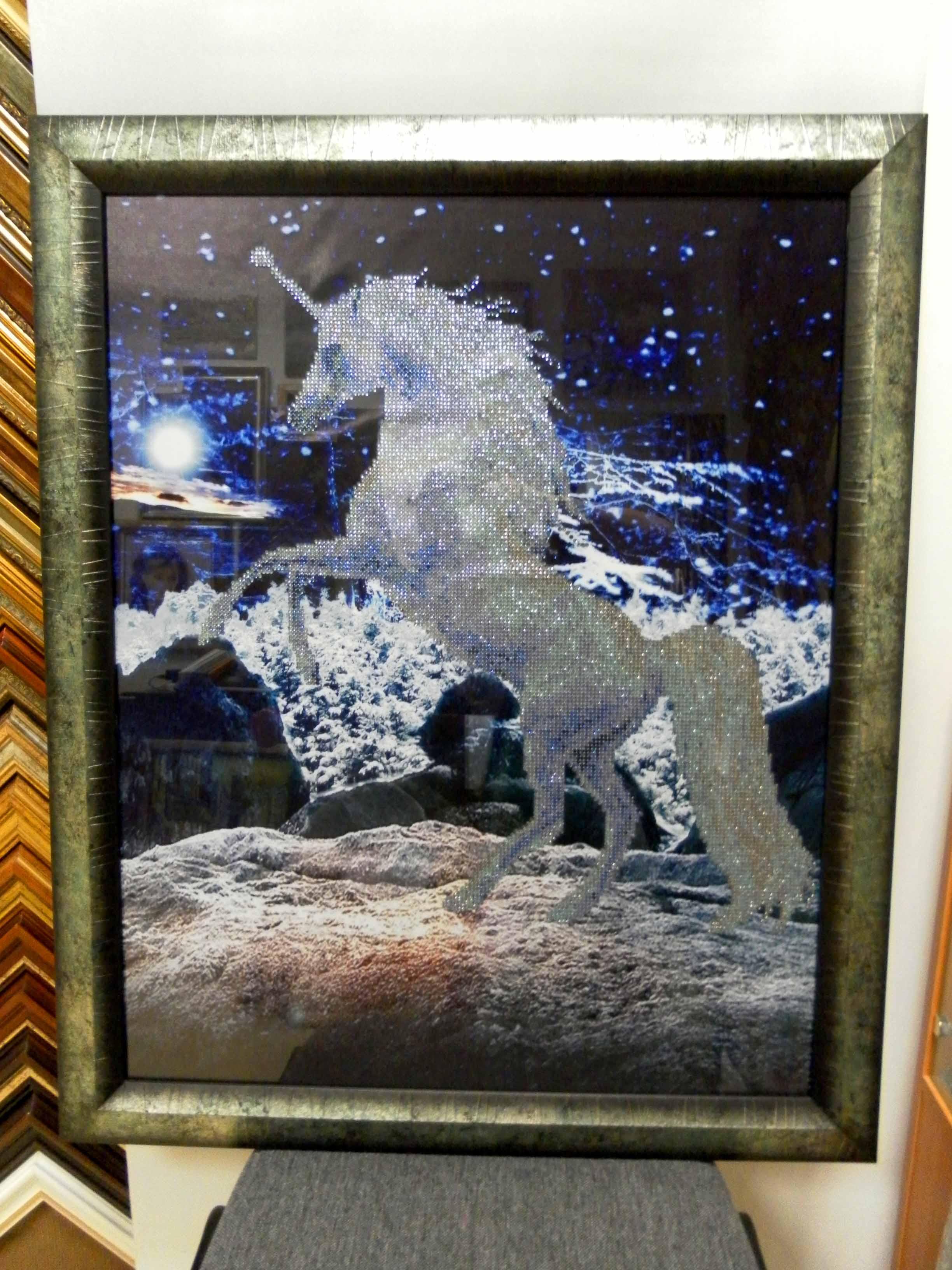 Алмазная мозаика, БАГЕТ-ФОТО-ДИЗАЙН