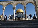 dôme du rocher. Jérusalem