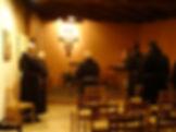 chapelle des franciscains de strasbourg et prière des frères