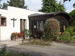 entrée chapelle franciscains strasbourg