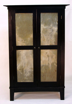slate door cabinet