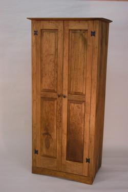 butternut cupboard