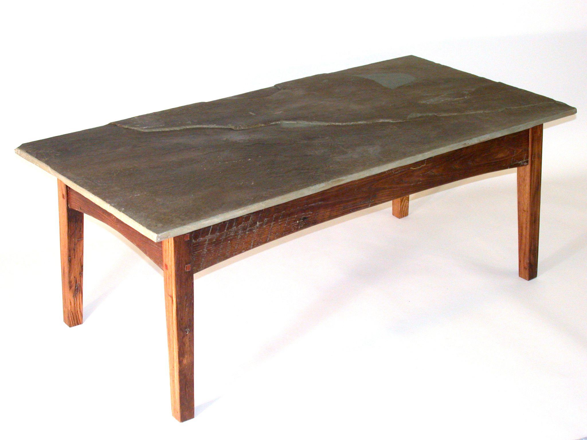 bluestone top coffee table