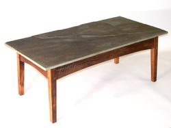 bluestone top coffee table