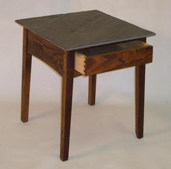 bluestone top end table