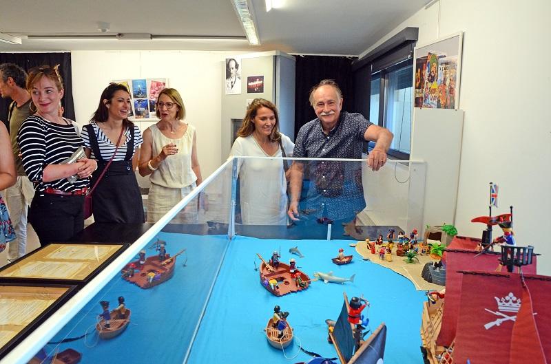 Ptits-bateaux-2Sète - Exico - musée