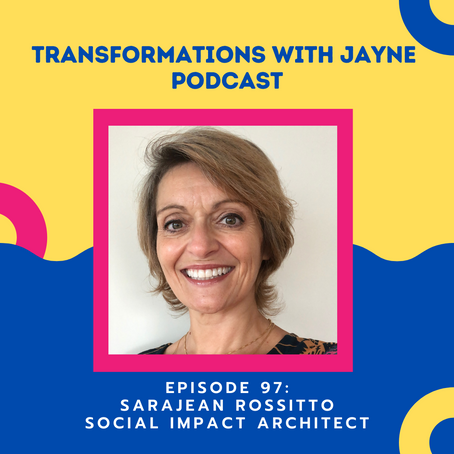 Social Impact Architect Sarajean Rossitto helps us prepare for a natural disaster